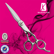 Razorline AK36 Japanese HITACHI 440C Hair cutting Scissor with WCA and BSCI certificate